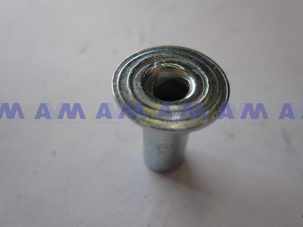 Klinknagel (staal) 8x18 mm steel