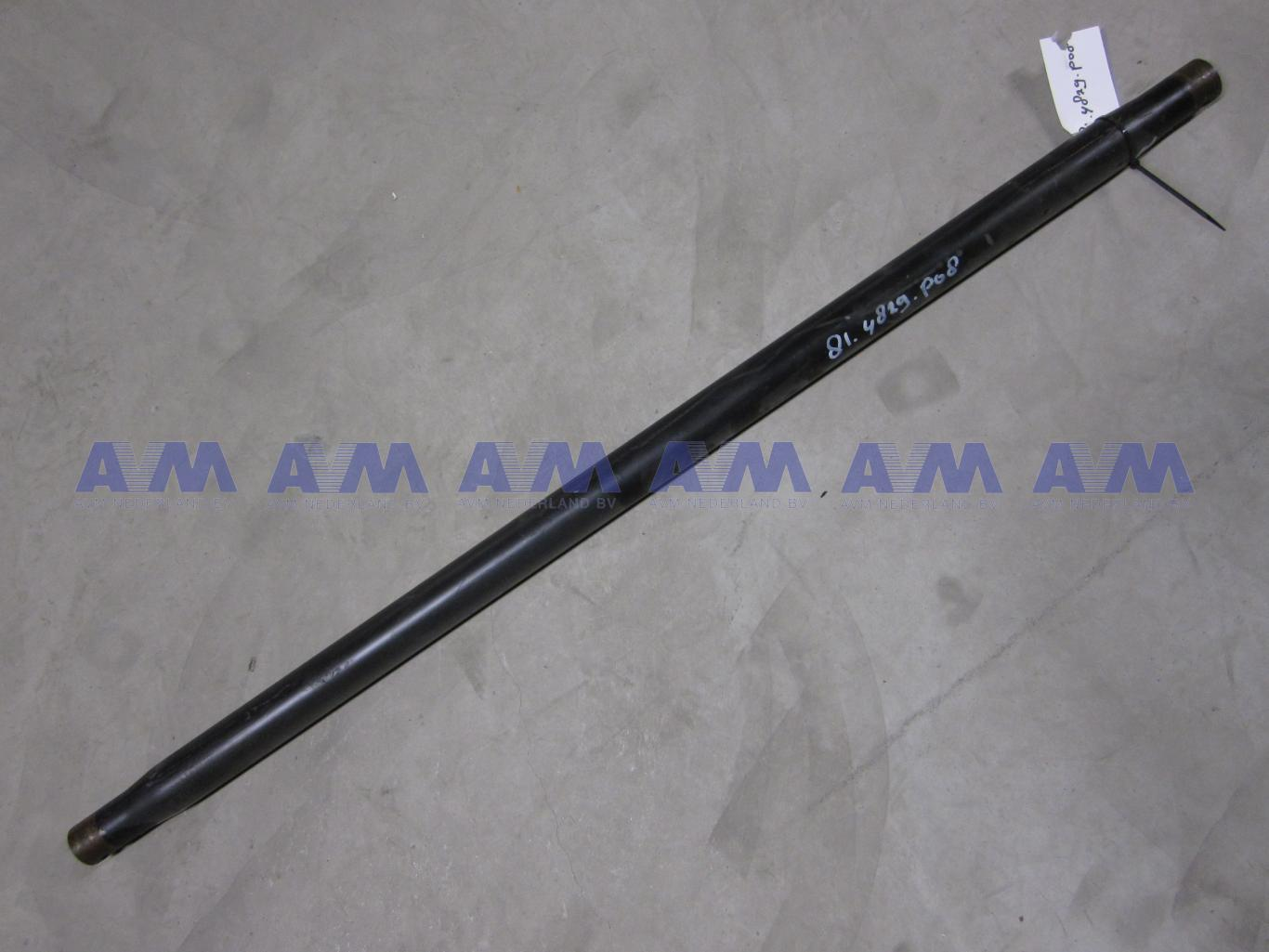 Spoorstang L=1360/1265 mm gebruikt 81.4829.P8-G Kessler