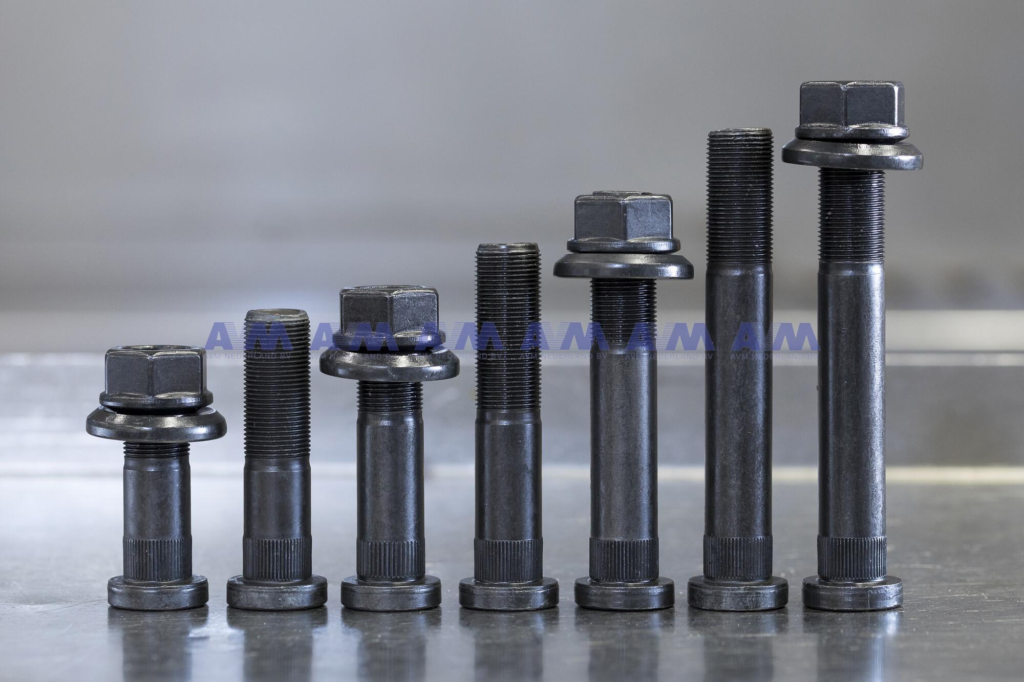 Wielbout  L=100 mm M22x1,5x100 mm Knott