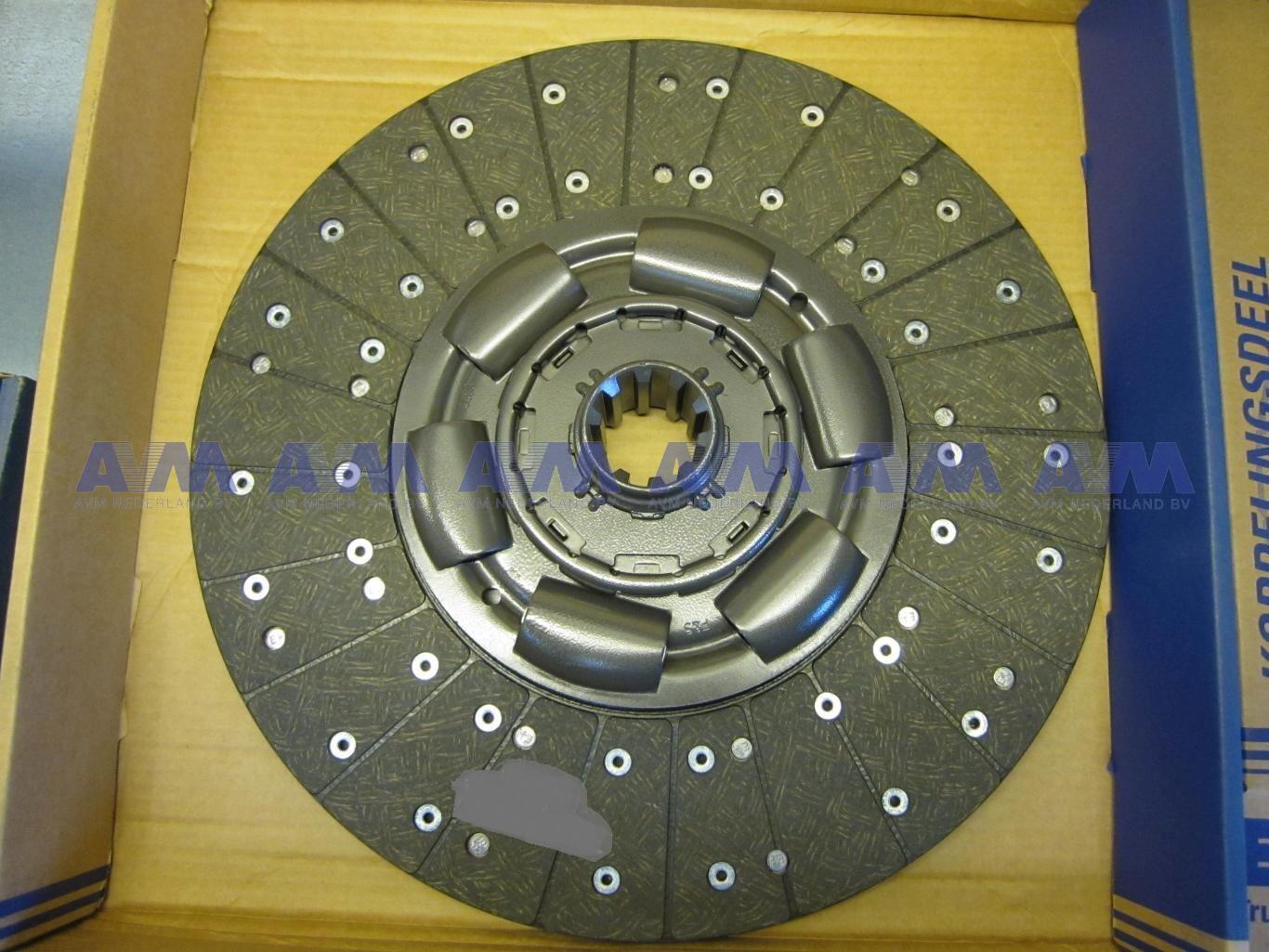 Koppelingsplaat 0501214995 ZF/Steyr