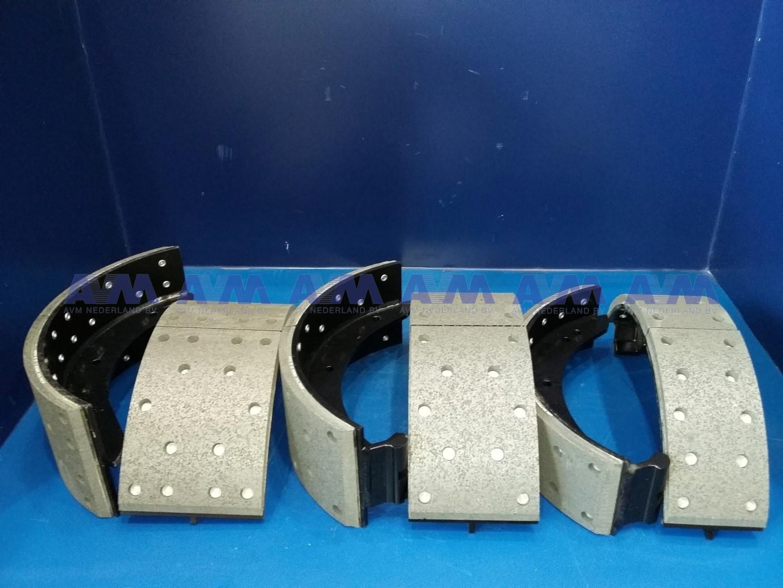 Remsysteem compleet  500x160mm 10.500.780 Wabco