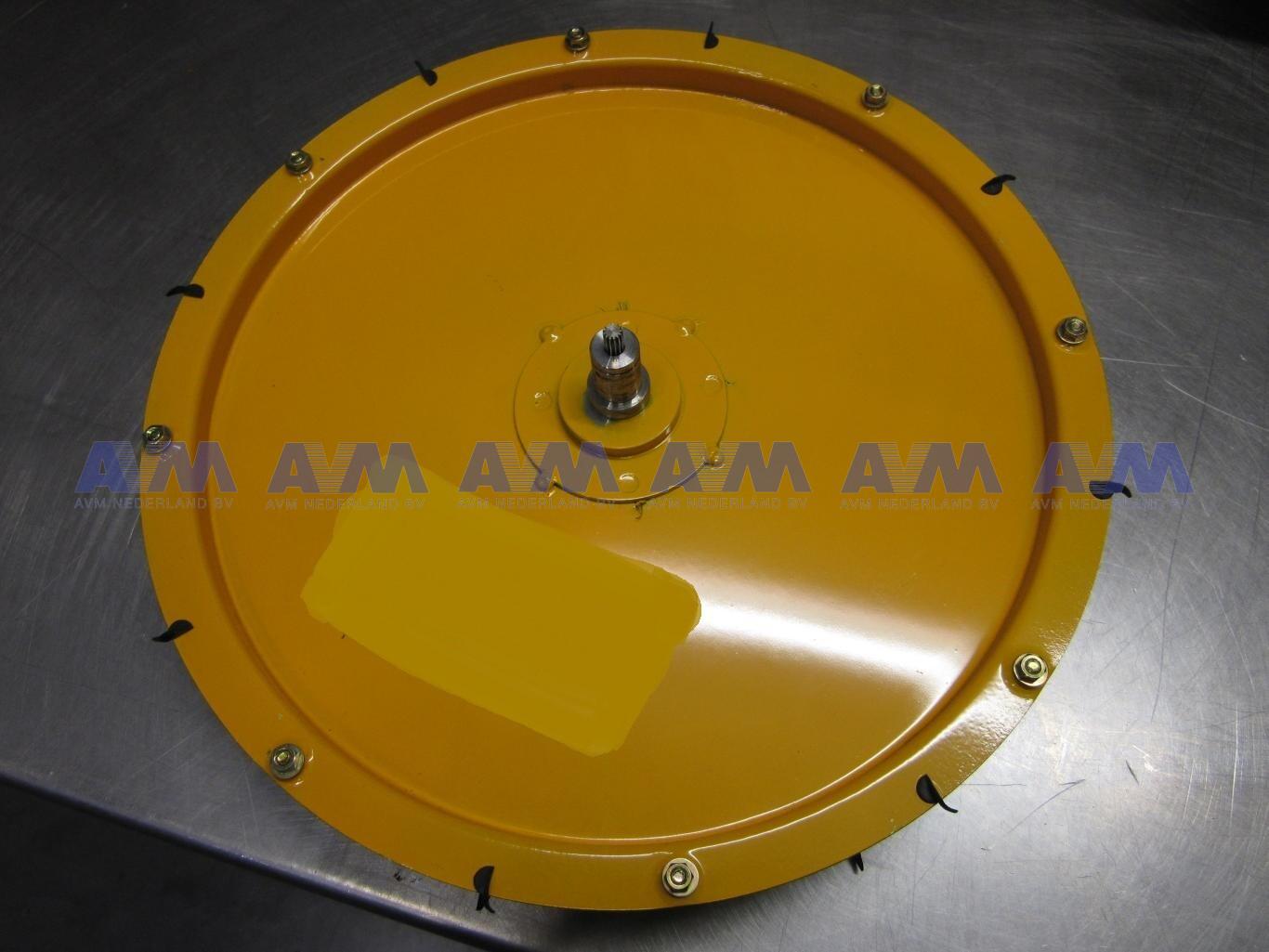 Drum assy no:3 361-302-95010 Tadano Faun