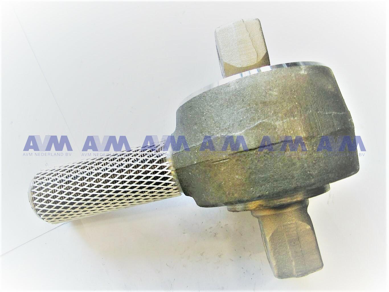 Stangkop 130 mm  M38x1,5 links 10.011.02A AVM