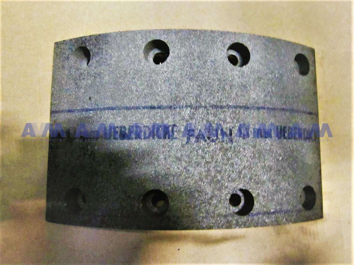 Remvoering overmaat 1 mm o/s Jurid 196871780 1549 Wabco