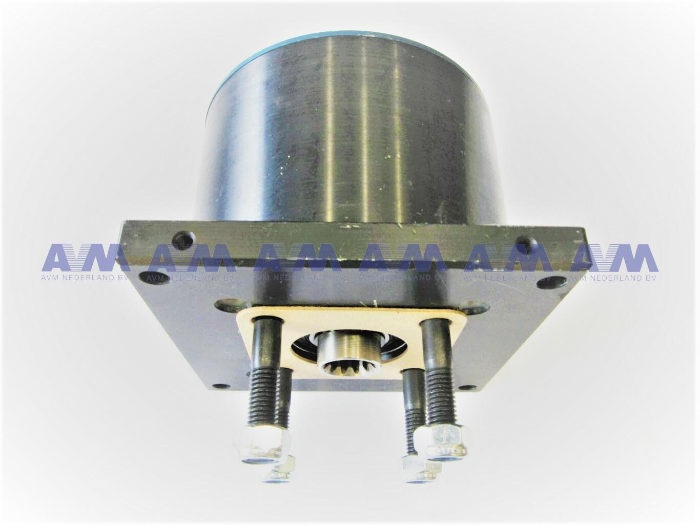 Stuursimulator reparatie AVM SLS-401.530-5 Noell