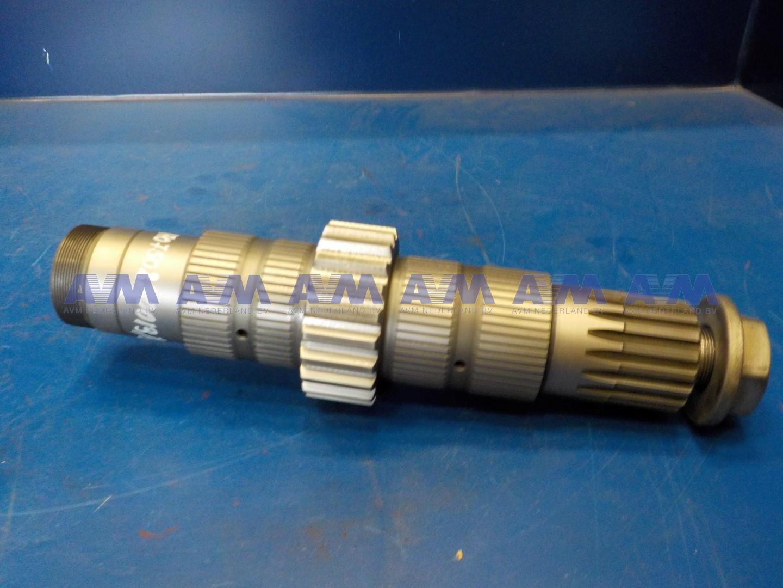 Aandrijfas gebruikt 170750220013-G ZF/Steyr