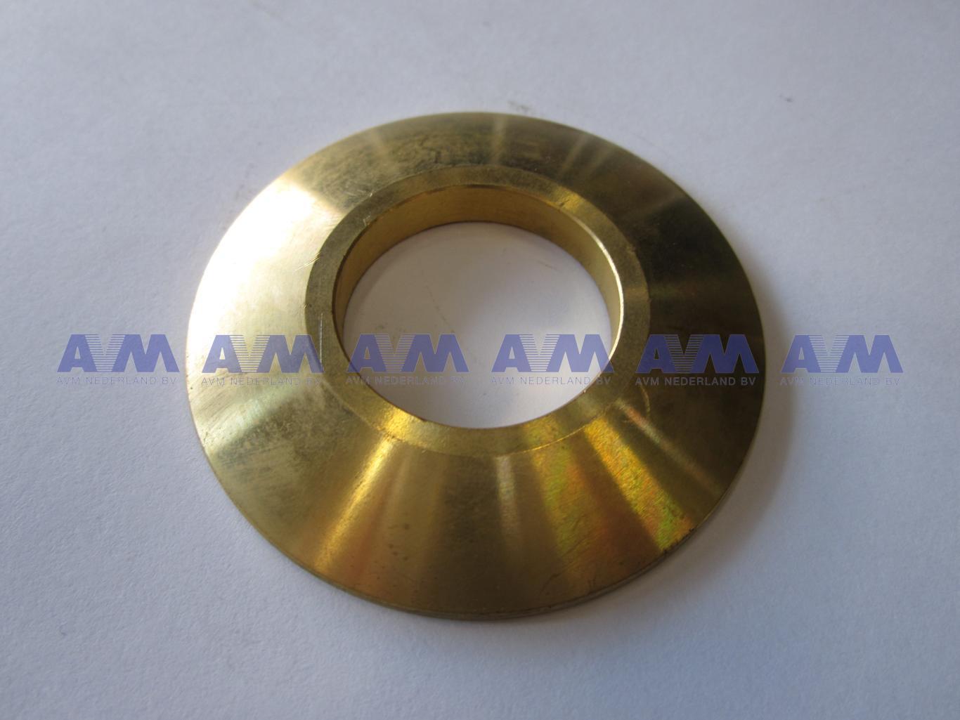 Aanloopschijf brons gebruikt 96579100-G Tadano Demag